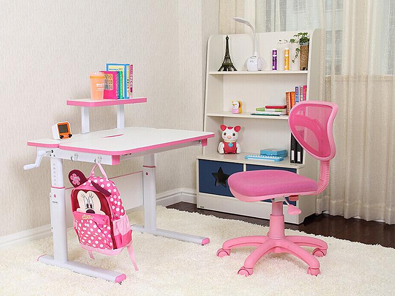 儿童书桌双层