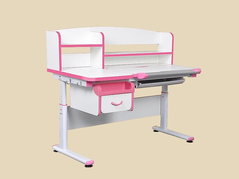 儿童书桌双层带抽屉
