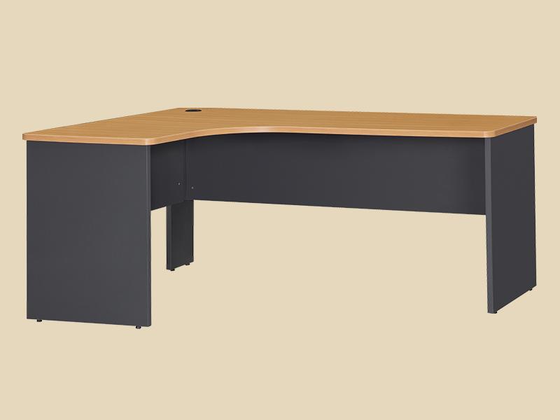 1800 x 1200 L型桌左