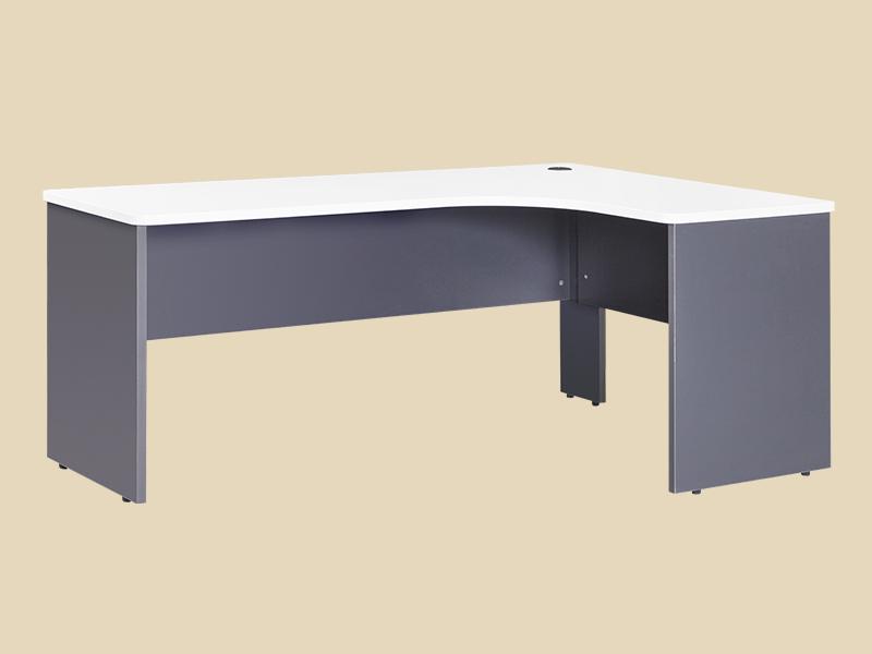 1800 x 1200 L型桌右